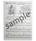 Photo of a sample from the Eurico Cebolo Book M辿todo Piano M叩gico No 3 PM 3 with CD