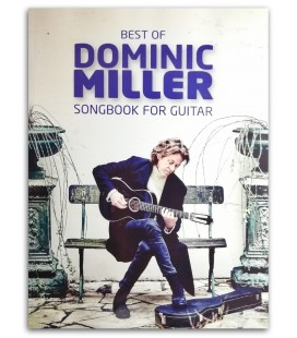Photo of a sample from the Best of Dominic Miller for Guitar's book