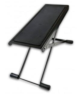 Photo of the Foot Stool K&M model 14670 in Black