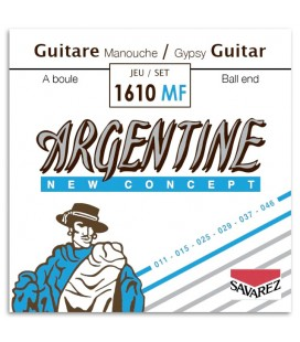 Photo of the String Set Savarez model Argentine 1610MF's package cover