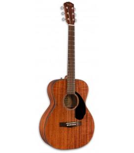 Folk Guitar Fender CC-60S Concert All Mahogany