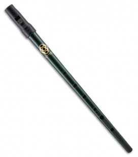 Photo of the Tinwhistle Clarke model CWD Celtic in D