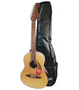 Acoustic Guitar Fender Sonoran Mini with Bag