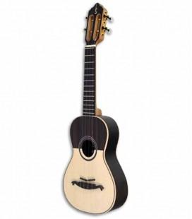 Cavaquinho APC Luthier Rosewood Hard Case