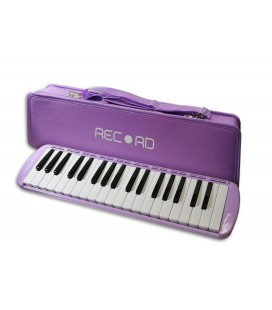 Melodica Record M-37PU Lilac 37 Notes