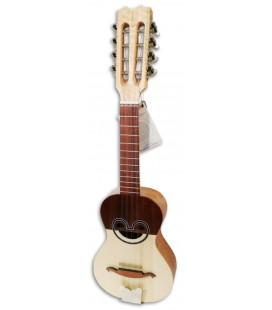 Cavaquinho APC 103 C8 Strings Round Soundhole Half Tops