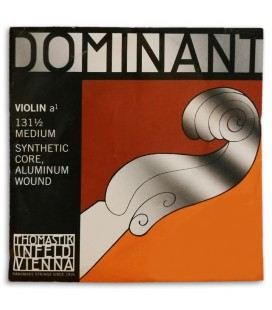 Photo of the String Thomastik Dominant 131 for violin 1/2 2捉 A's package cover