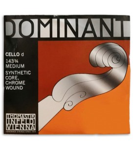 String Thomastik Dominant 143 for Cello 3/4 2nd D