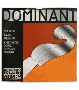 String Thomastik Dominant 144 for Cello 3/4 3rd G