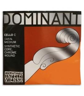 String Thomastik Dominant 145 for Cello 3/4 4th C