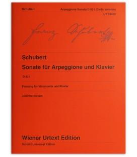 Schubert Sonate fur Arppegione und Klavier