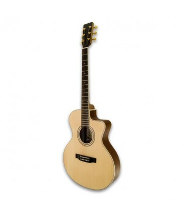 APC EA100CW Electroacoustic Guitar