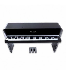 Alpha Digital Piano 88 Keys Alpha Studio Black or Grey