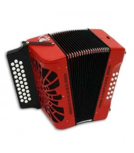 Concertina Hohner GCF Compadre photo