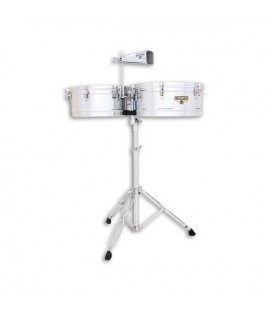 LP Timbales M257 Matador 14 15 Chrome