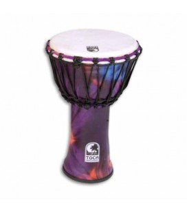 Toca Percussion Djembe SFDJ 9WP Freestyle Woodstock Purple