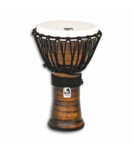 Djembe Toca Percussion TF2DJ 9SC Freestyle II Rope Tuned Spun Copper