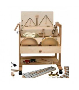 Exhibition Goldon 30529 Booth for Small Percussions