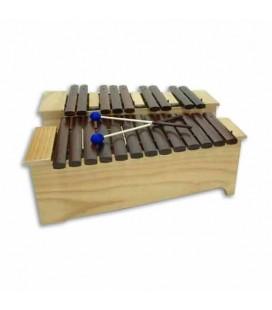 Honsuy Alto Chromatic Xylophone 49620 C A