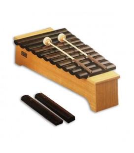 Honsuy Soprano 49130 Diatonic Xylophone C to F