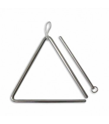 honsuy Triangle 47900 Steel 20cm with Mallet