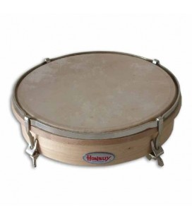 Honsuy Tambourine 43050 20cm 4 Bolts Skinhead