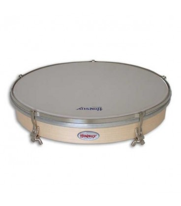Honsuy Tambourine 43300 30 5cm 5 Slotted Bolts Plastic Drumhead