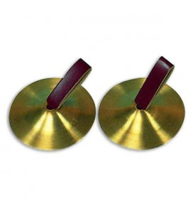 Photo of the Pair of Finger Cymbals Goldon model 34010