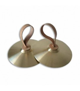 Honsuy Pair of Cymbals 67250 20cm with Straps