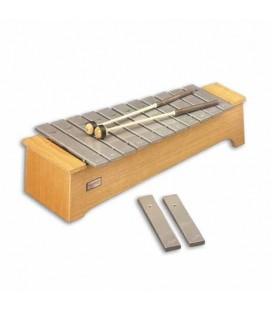 Honsuy Metallophone 49230 Soprano Diatonic C to F