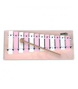 Goldon Glockenspiel 11050 c3 g4 Pink