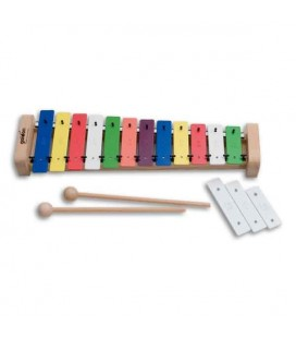 Goldon Glockenspiel 11037 C to G with Mallets