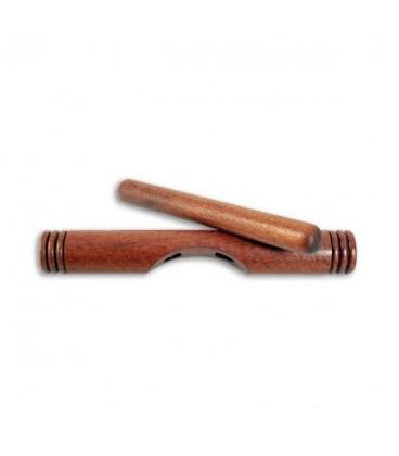LP Pair of Claves LP212R African Wood