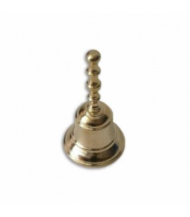 Honsuy Bell 68500 with brass handle 3cm x 6cm