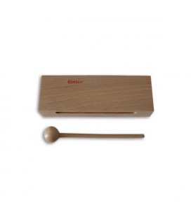 Photo of woodblock Honsuy 47250 with mallet