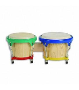 Goldon Bongos 38030 Colored