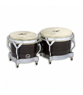 LP Pair of Bongos M201 Wood Matador
