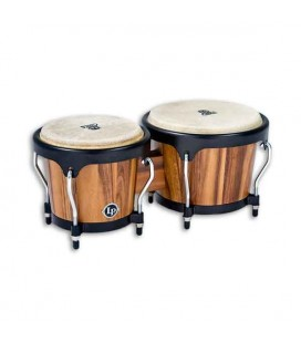 LP Pair of Bongos LPA601 SW Wood