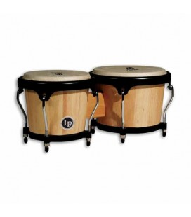 LP Pair of Bongos LPA601 AW Aspire Wood 6 3/4 8
