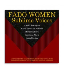 Sevenmuses CD Fado Women Sublime Voices