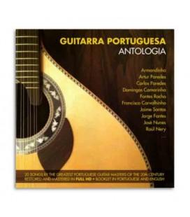 Cover of CD Guitarra Portuguesa Antologia