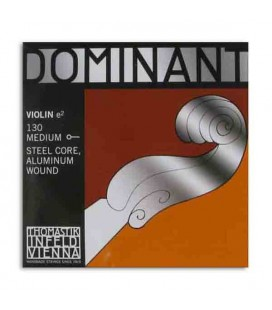 Thomastik String Dominant 130 for Violin 4/4 1st E