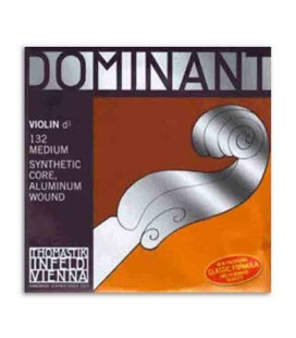 Thomastik Violin String Dominant 132 4/4 3rd D