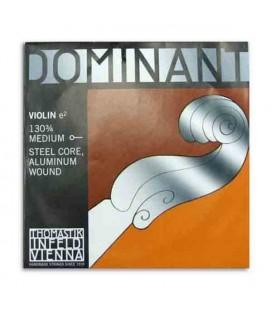 Thomastik String Dominant 130 for Violin 3/4 1st Mi