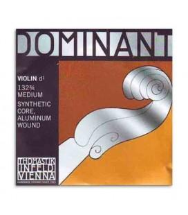 Thomastik Violin String Dominant 132 3/4 3rd D