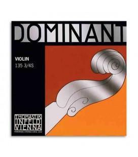 Thomastik Violin String Dominant 133 3/4 4捉 Sol