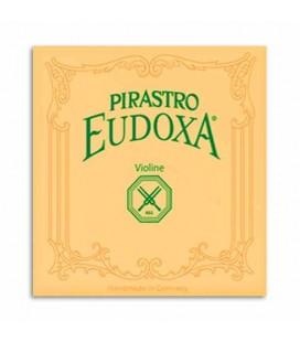 Pirastro Violin String Eudoxa 214321 D 4/4