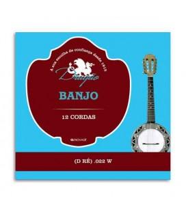 Drag達o Banjo Individual String 890 .022 3rd D