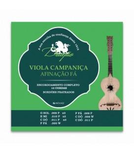 Drag達o Viola Campani巽a String Set 010 F 10 Strings