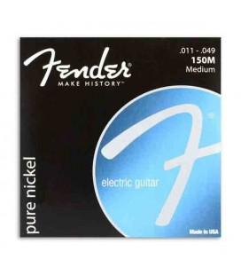 Fender Guitar Strings Set 150M Pure Nickel 011